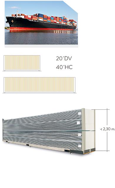 transporte en camion mantenimiento