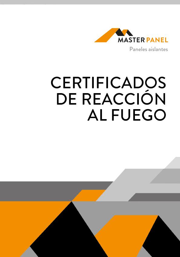 certificado fuego mp descargas mater modul