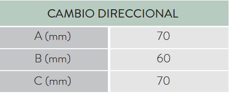 cambio direccional mg 60 220