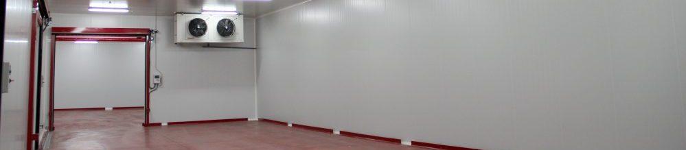sectores panel frigorifico