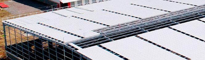 sectores paneles aislante construccion