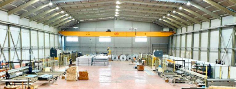 Incrementamos capacidad productiva en fotovoltaica con un nuevo centro y línea de producción