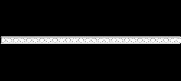 cinta policarbonato