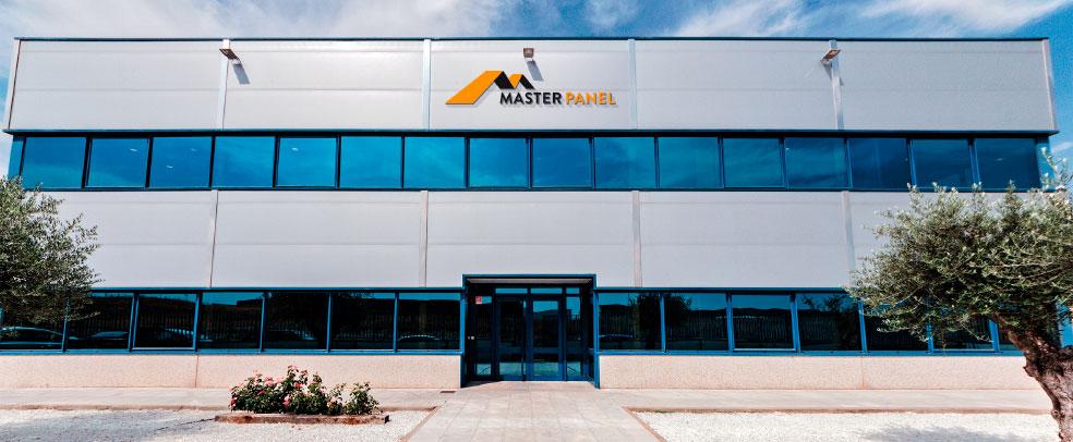 fachada empresa masterpanel