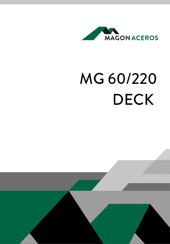 ma mg 60 220 deck